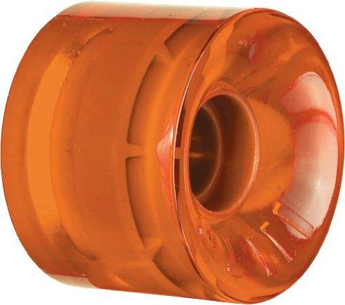 Hot Juice (OJ Wheels III Hot Juice Mini 78A 55mm Trans.Orange Skateboard Wheels (Set of 4))