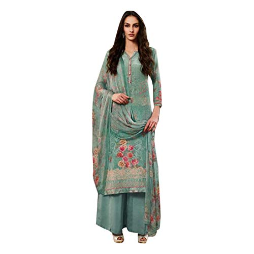 Pure Muslin Salwar Kameez Embroidery Zari Work Suit for sale  Delivered anywhere in USA