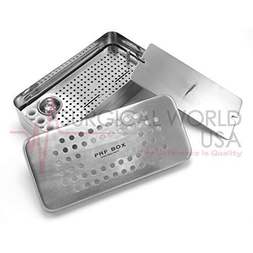 PRF & GRF Box System Platelet Rich Fibrin Dental Implant Membrane Box by Surgical World USA (Image #1)