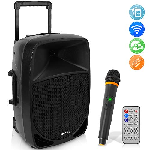 1200W Portable Bluetooth PA