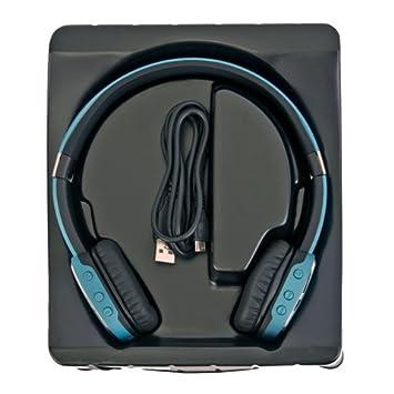 Auriculares inalámbricos Bluetooth 4.0 de alta definición Alpatronix HX110, para dispositivos Android y Apple: Amazon.es: Electrónica