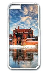 iPhone 6 Case, iPhone 6 Cases -Castle in Poland PC case Cover for iPhone 6 and iPhone 6 Transparent