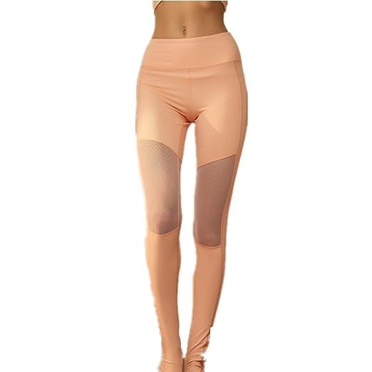 Ropa Deportiva Mujer Mujeres Yoga Pantalones Deportivos ...