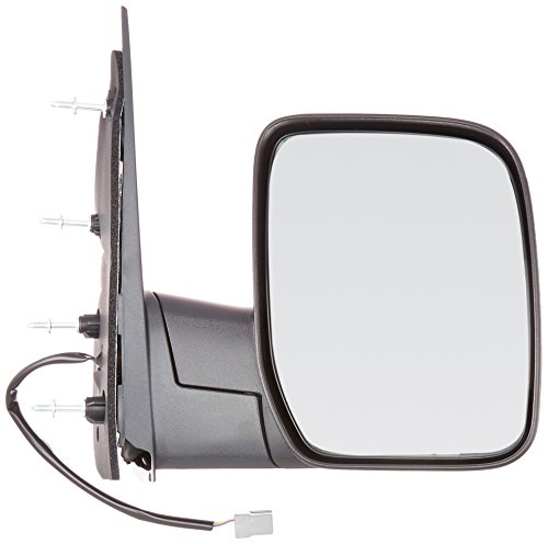 OE Replacement Ford Econoline Van Passenger Side Mirror Outside Rear View (Partslink Number FO1321338)