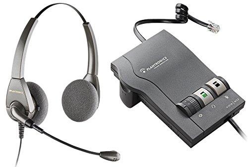 (PLANTRONICS Vista M22 Amplifier with Encore H101N Noise Canceling Headset)