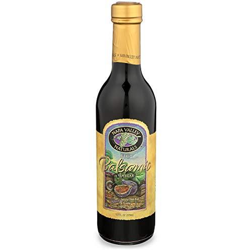 Napa Valley Naturals, Vinegar Balsamic Fig, 12.7 Fl Oz