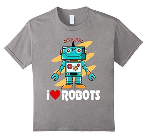i love robots - 1