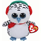 Best Ty-dolls - TY - Beanie BOOS Nester OWL Christmas Edition Review