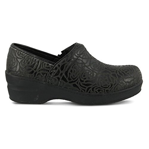 Spring Step Professional Womens Neppie Work Shoe Rose Nere