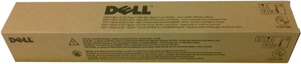 Dell FRPPK Toner Cartridge 7130cdn Color Laser Printer