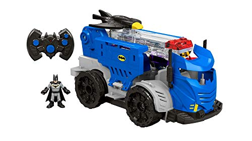 xt DC Super Friends, R/C Mobile Command Center ()