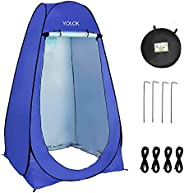 YOLOK Pop Up Privacy Tent Camping Toilet Dressing Changing Room Tent Portable Toilet for Camping Portable Show