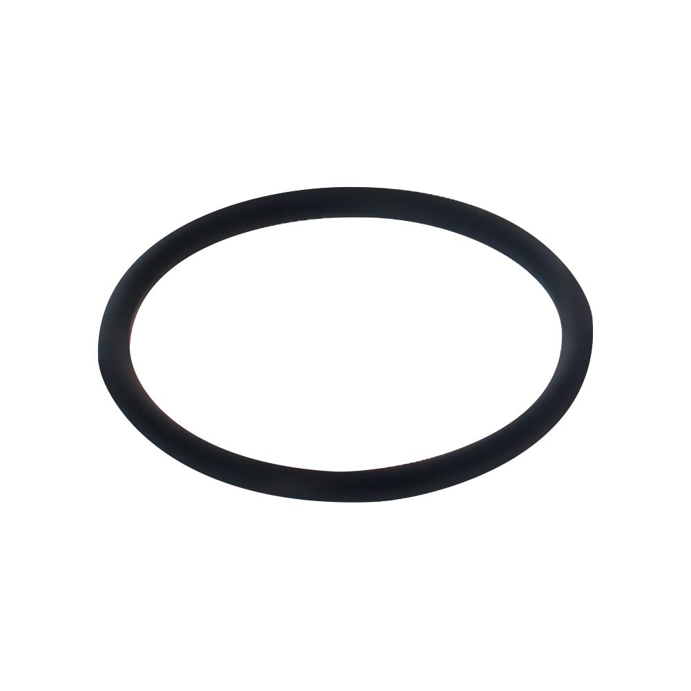 color negro juntas t/óricas de goma de nitrilo Othmro 11 mm, OD 6 mm, ID 2,5 mm, ancho de sello de aceite, 10 unidades