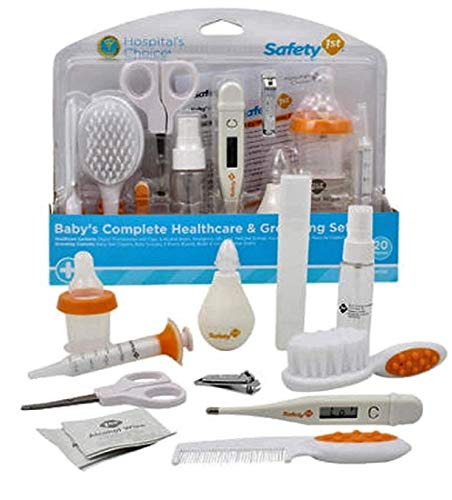 Dorel Safety 1st Baby's Complete Healthcare & Grooming Set