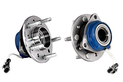 C513137X2 [2] FRONT Premium Grade [ 5 Lug ABS ] Wheel Hub Bearing Assemblies