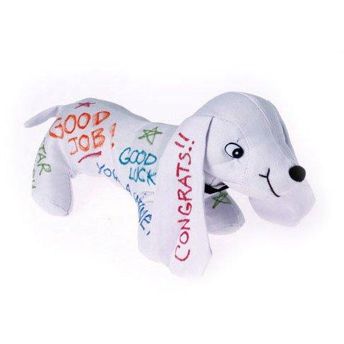 US Toy Autograph Dog Plush ()