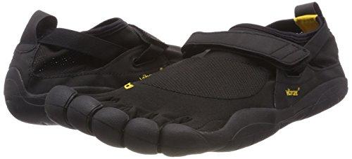 Vibram Fivefingers KSO Water Shoes (Black/black, 42 M) - M148 by Vibram (Image #6)