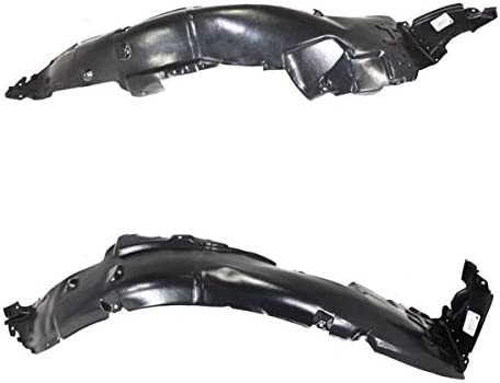 New Front Left and Right Pair FENDER LINER For Hyundai Sonata