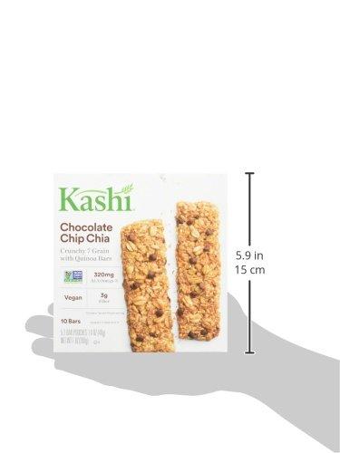 Kashi Crunchy Chia Bar Chocolate Chip