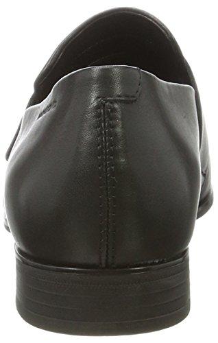 Vagabond Women's Frances Leather Slip On Loafer Black Black (Black 20) sale classic cheap sale comfortable find great cheap price best seller unfucY