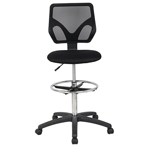 Cool living stand up desk or chair home and office chairs for Office chairs for standing desks