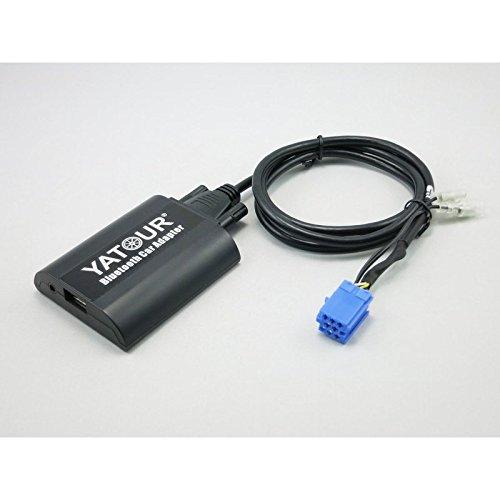 Yatour bta-fa Adaptateur Bluetooth Kit mains libres avec microphone pour fiat//alfa romeo//lancia