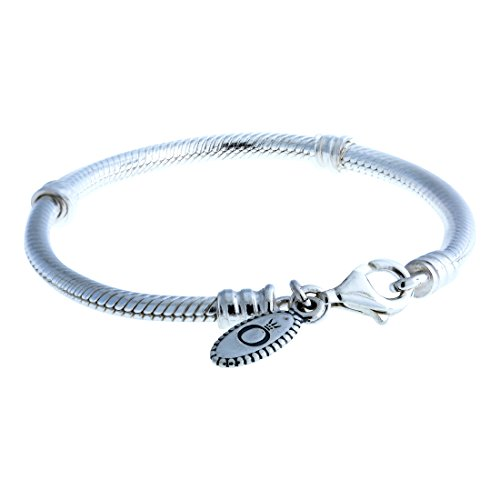Pandora Sterling Bracelet With Lobster Claw Clasp 590700hv
