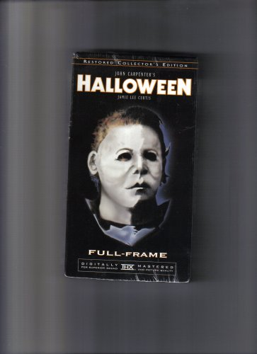 Halloween : 10-31-78 - The Limited Edition [VHS] -