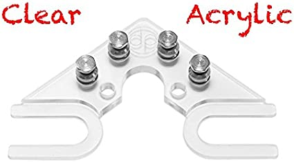 Black Chrome Plated Guitar Tuning Improvement Device The String Butler V2