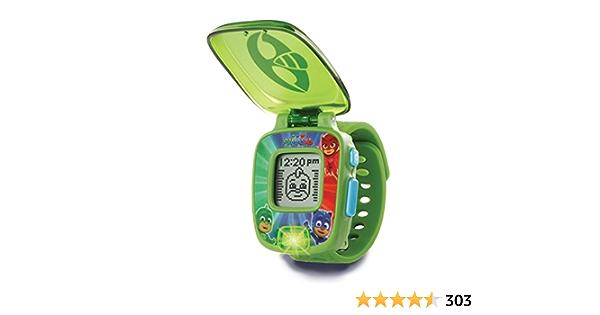 Amazon.es: VTech-175883 Juguete Gekko PJ Masks Watch, Color ...