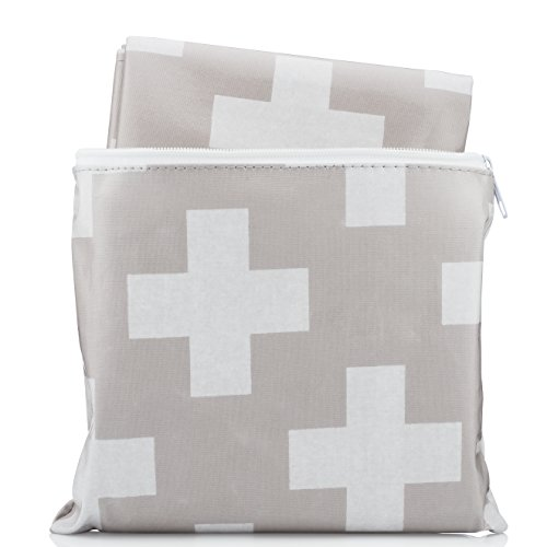 splat mat by honeyed crosses modern design large non