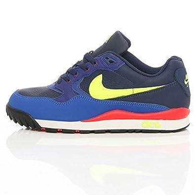 13928c7c90334 NIKE AIR WILDWOOD Baskets Homme 377757-474-40-7 Bleu: Amazon.co.uk: Shoes &  Bags