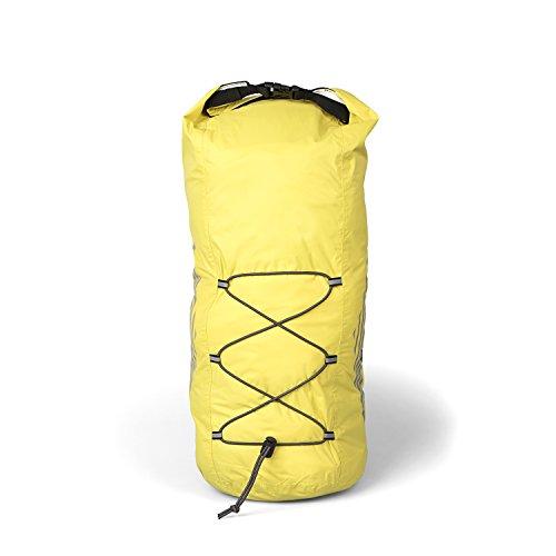 gregster Outdoor plegable Daypack–Mochila de nailon, mochila de día, 17L, ultraligera, plegable, impermeable, ideal para exterior, Trekking, senderismo, Camping y viajes | para hombre, mujer y niños amarillo