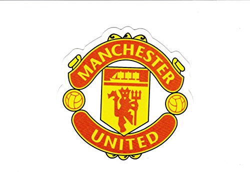 manchester united sticker - 3