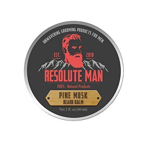 Resolute Man Handmade Natural Organic