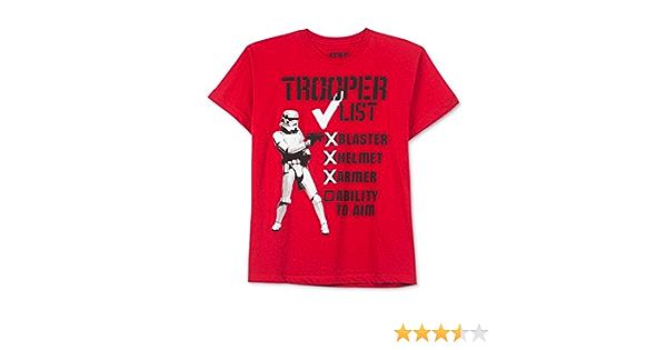 STAR WARS:STORM TROOPER LONG SLEEVE T SHIRT,3//4,4//5,5//6,7//8,9//10,11//12,13YRS,NWT