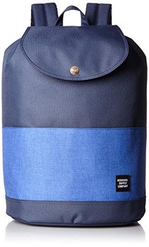 Herschel Reid Backpack, Navy/cobalt Crosshatch
