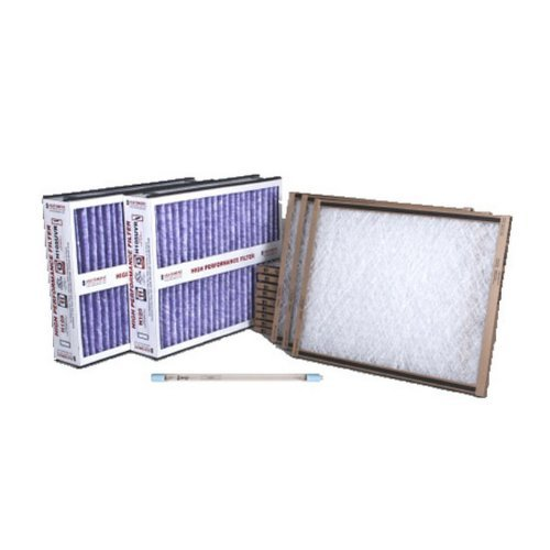 Abatement Technologies PAK100-UV Yearly Replacement Filters & Lamps for CAP100UV