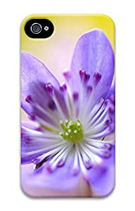iPhone 4 4s Cases & Covers - Snow Mowing Custom PC Soft Case Cover Protector for iPhone 4 4s