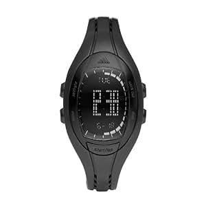 adidas ADP3071 - Reloj digital de cuarzo unisex con correa de caucho, color negro
