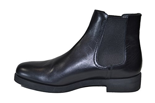 CAR SHOE pelle nero tronchetto ( 46 eu) …