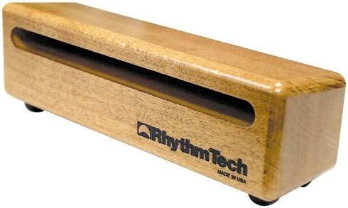 Rhythm tech Rt-8410l Chop block Caja china para montar en bateria-grande: Amazon.es: Instrumentos musicales