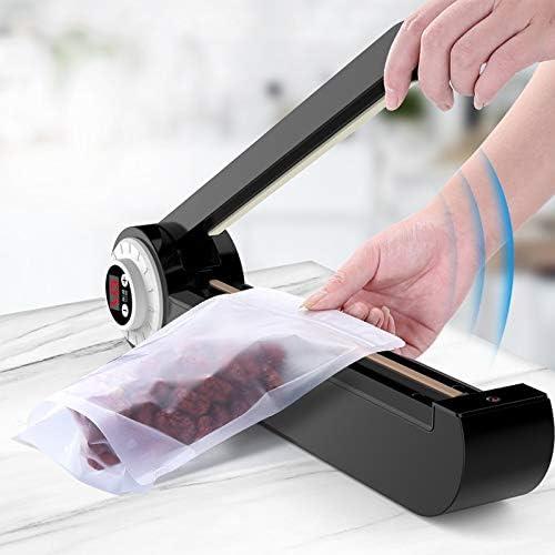 220V Sigillatore manuale per alimenti Sigillatore Pressione manuale Potenza Termosaldatrice