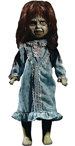 "Mezco The Exorcist Regan 10"" Living Dead Doll"