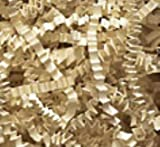 Light Ivory Crinkle Shred