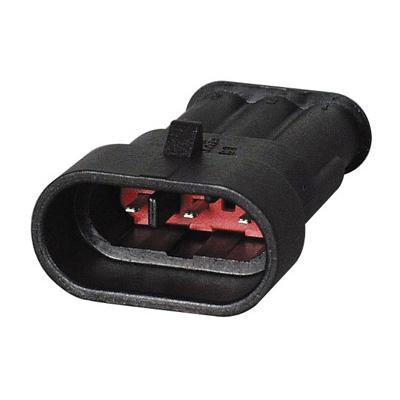 Durite-en Superseal connecteur 1,50mm mâle 3Way SOUDAL BG1-0-011-53