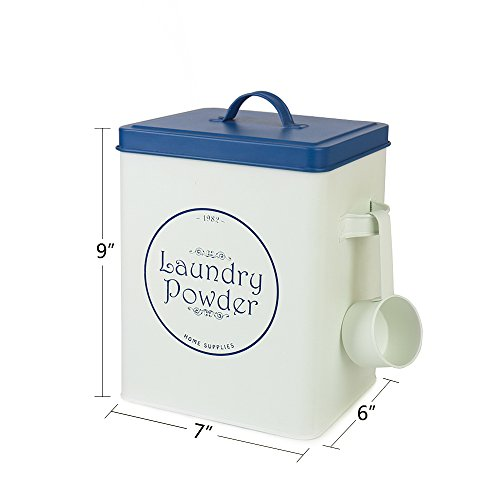 enamel bucket with lid - 7
