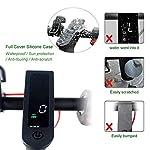 Set-Accessori-Scooter-Staffa-Parafango-Posteriore-Cover-Protettiva-Cruscotto-in-Silicone-Impermeabile-Antivibranti-in-Gomma-3-pezzi-per-Xiaomi-M365M365-Pro