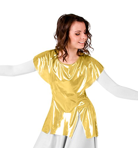 Worship Metallic Tunic Pullover 577 product image