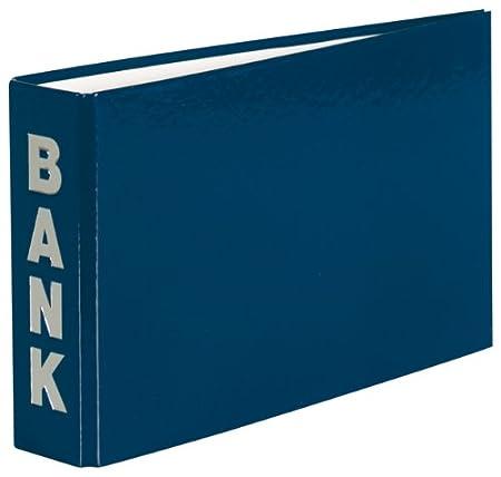 2 Bankordner 140x250mm Ordner für Kontoauszüge